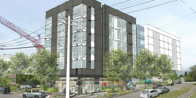 View our current new construction plumbing projects in seattle 65th street apartments apartments seattle malvernweather Images